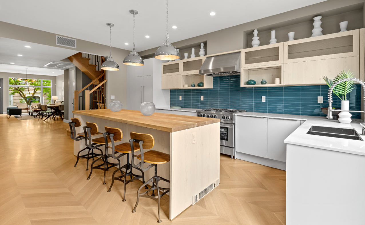 designing intelligent spaces for commercial properties & forever homes