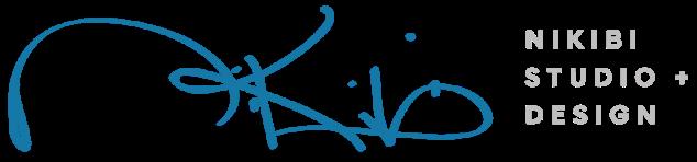 Nikibi Studio + Design Logo